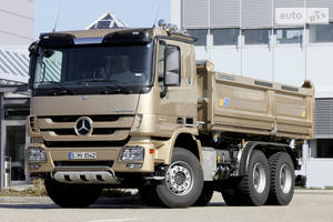 Mercedes-Benz actros MP3 (рестайлинг) Самосвал