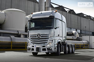 Mercedes-Benz actros MP4 Тягач