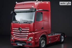 Mercedes-Benz actros MP4 (рестайлинг) Тягач