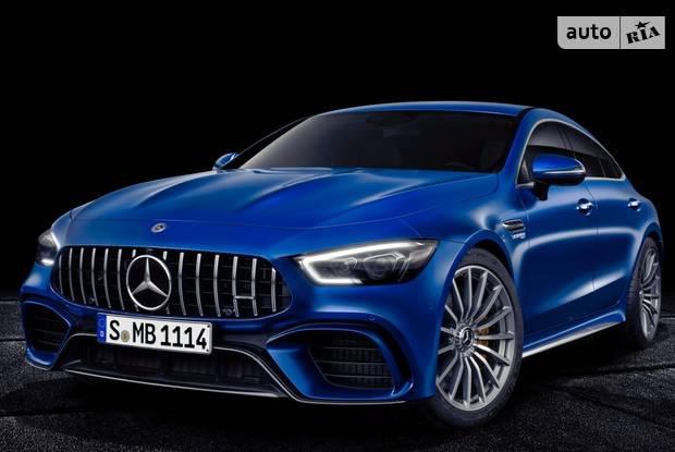 Mercedes-Benz AMG GT X290 Купе