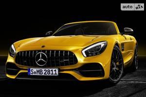 Mercedes-Benz amg-gt R190 (рестайлинг) Родстер