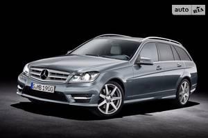 Mercedes-Benz c-class S204 (рестайлинг) Універсал