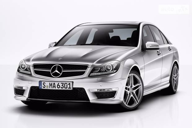 Mercedes-Benz C-Class W204 (рестайлинг) Седан
