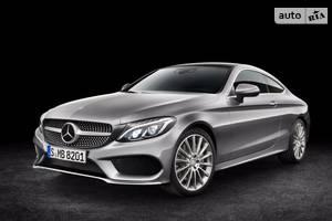 Mercedes-Benz c-class C205 Купе