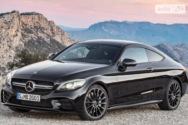 Mercedes-Benz C-Class C205 (рестайлинг) Купе
