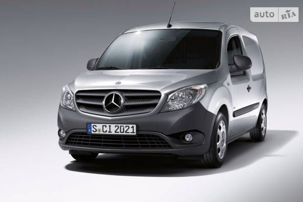 Mercedes-Benz Citan груз. W415 Фургон