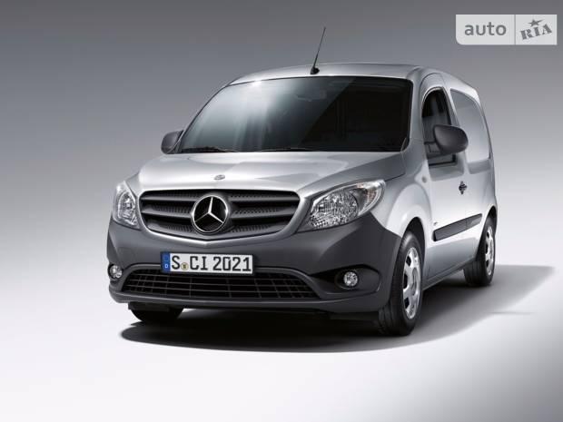 Mercedes-Benz Citan груз. W415 Фургон