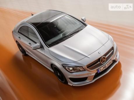 Mercedes-Benz CLA-Class 2013