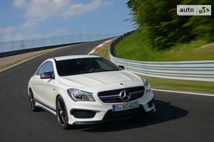 Mercedes-Benz cla-class C117 Седан