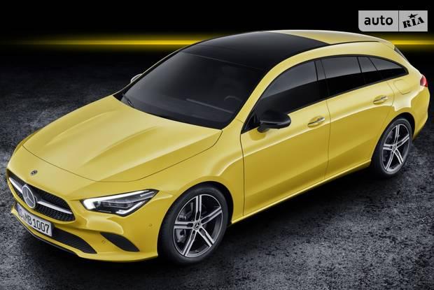 Mercedes-Benz CLA-Class X118 Универсал