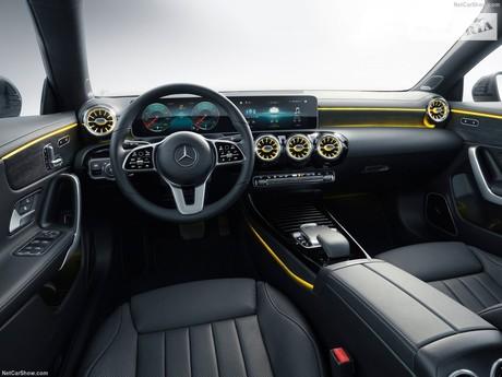 Mercedes-Benz CLA-Class 2019