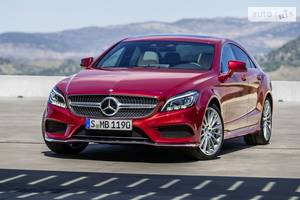 Mercedes-Benz cls-class C218 (рестайлінг) Седан