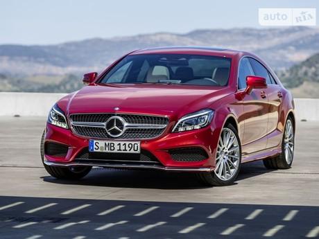 Mercedes-Benz CLS-Class 2013