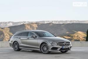 Mercedes-Benz cls-class X218 (рестайлінг) Універсал