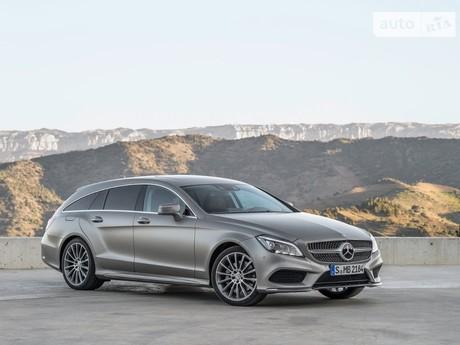 Mercedes-Benz CLS-Class 2012
