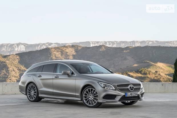 Mercedes-Benz CLS-Class X218 (рестайлінг) Универсал