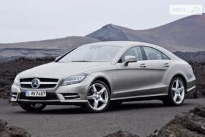 Mercedes-Benz cls-class C218 Седан
