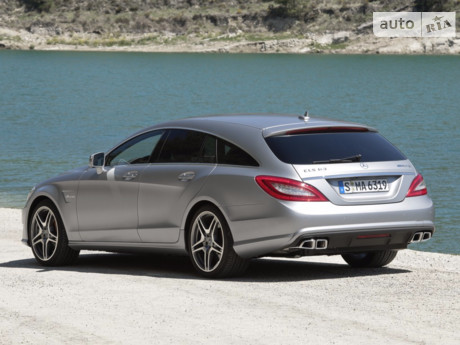 Mercedes-Benz CLS-Class 2005
