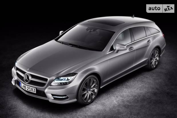 Mercedes-Benz CLS-Class X218 Универсал