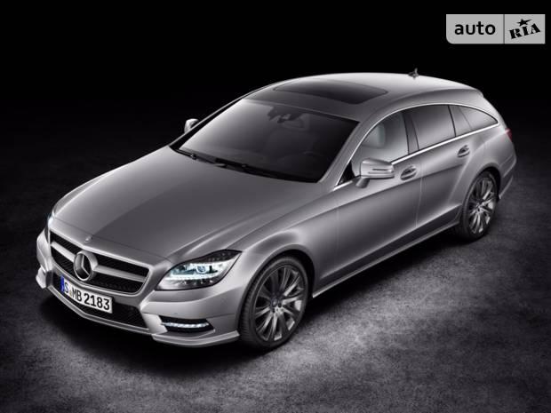 Mercedes-Benz CLS-Class X218 Універсал