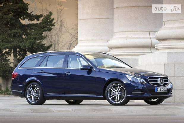 Mercedes-Benz E-Class W212 (рестайлінг) Универсал