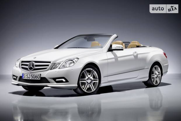 Mercedes-Benz E-Class W212 Кабріолет