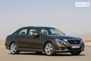 Mercedes-Benz e-class W212 (рестайлінг) Седан
