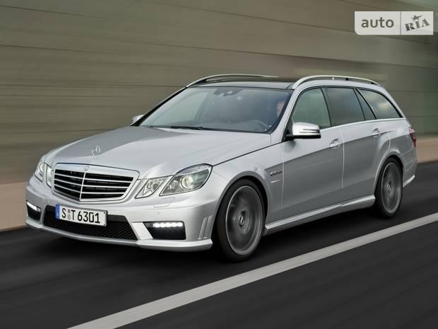 Mercedes-Benz E-Class W212 Універсал