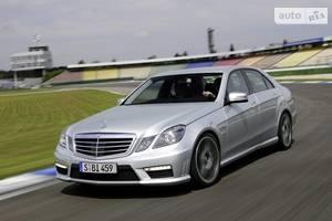 Mercedes-Benz e-class W212 Седан