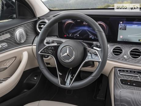 Mercedes-Benz E-Class 2020
