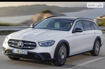 Mercedes-Benz E-Class All Terrain 220d 9G-Tronic (194 л.с.) 4Matic 2020