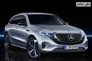 Mercedes-Benz eqc N293 Кроссовер