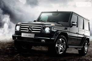 Mercedes-Benz g-class W463 (рестайлинг) Позашляховик