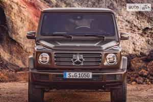 Mercedes-Benz g-class W464 Внедорожник