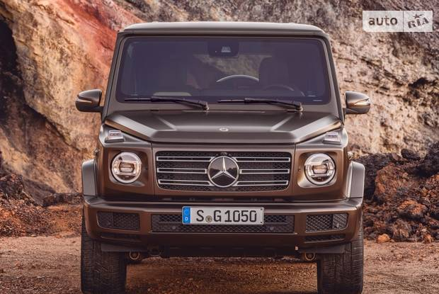 Mercedes-Benz G-Class W464 Позашляховик