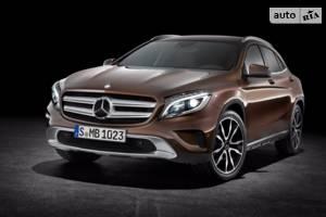 Mercedes-Benz gla-class X156 Кроссовер
