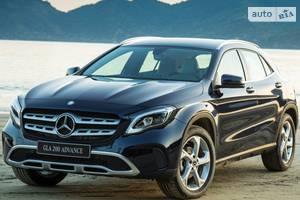 Mercedes-Benz gla-class X156 (рестайлинг) Кроссовер