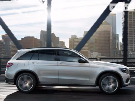Mercedes-Benz GLC-Class 2015
