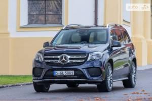 Mercedes-Benz gls-class X166 Внедорожник