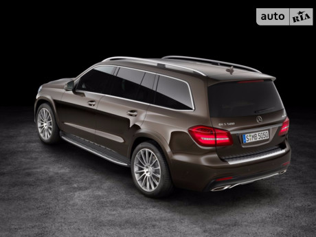 Mercedes-Benz GLS-Class GLS 350 AT (258 л.с.)  4Matic 2016