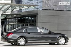 Mercedes-Benz maybach X222 Седан