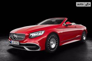 Mercedes-Benz maybach A217 Кабріолет