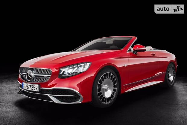 Mercedes-Benz Maybach A217 Кабриолет