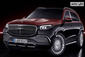 Mercedes-Benz maybach X167 Кросовер