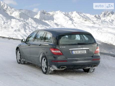 Mercedes-Benz R-Class R 500 AT (388 л.с.) 4Matic Long 2009