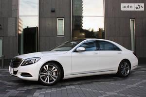 Mercedes-Benz s-class W222 Седан