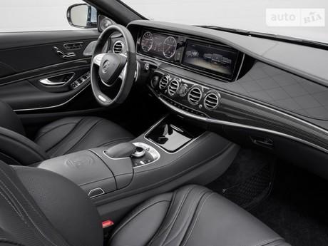 Mercedes-Benz S-Class 1999