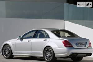 Mercedes-Benz s-class W221 (рестайлінг) Седан