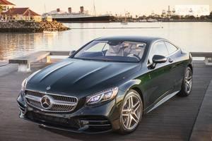 Mercedes-Benz s-class C217 (рестайлинг) Купе
