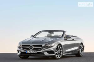 Mercedes-Benz s-class A217 Кабриолет